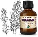 Alteya Organics - Aceite de lavanda (Lavandula Angustifolia) 100 ml -...