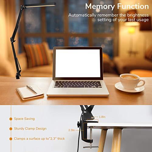 Swonuk Lámparas de escritorio