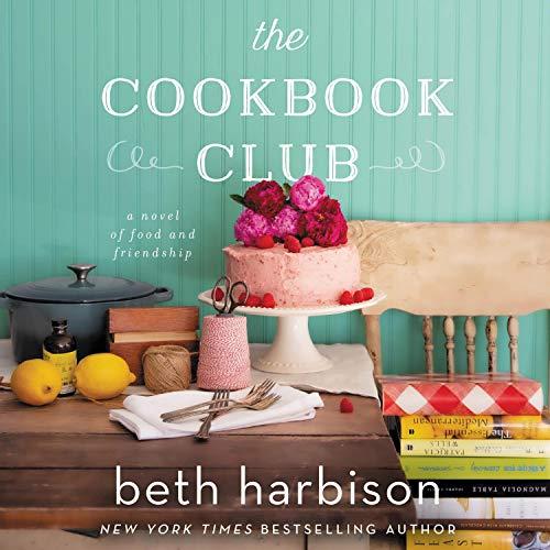 Page de couverture de The Cookbook Club