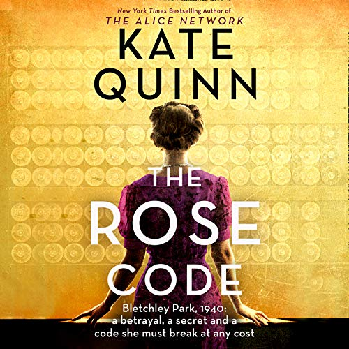 The Rose Code cover art