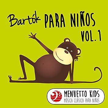 Bartók: Para niños, Sz. 42, Vol. 1 (Menuetto Kids - Música clásica para niños)