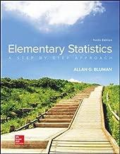 Best elementary statistics a step by step approach bluman Reviews