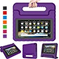 LTROP All New Fire 7 2019 Case Kids Case for Fire 7 Tablet…