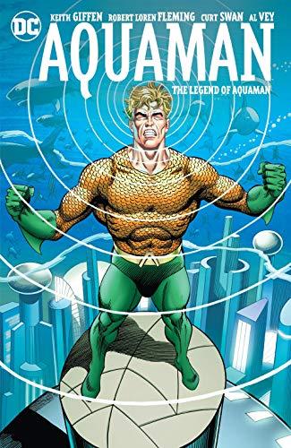 Aquaman: The Legend of Aquaman (Aquaman Special (1989)) (English Edition)