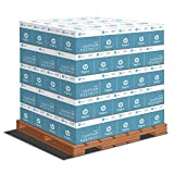 HP Printer Paper   8.5 x 11 Paper   Copy &Print 20 lb   1 Pallet - 40 Case - 200,000 Sheets   92 Bright   Made in USA - FSC Certified   200060P