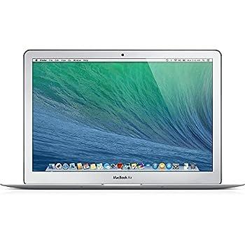 Refurbished  Apple MacBook Air MD760LL/A 13.3-Inch Laptop  Intel Core i5 Dual-Core 1.3GHz up to 2.6GHz 4GB RAM 128GB SSD Wi-Fi Bluetooth 4.0