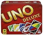 Mattel Games UNO Deluxe, juego...
