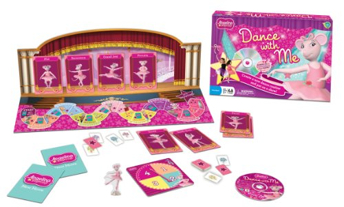 Angelina Ballerina Dance With Me Game by Wonder Forge