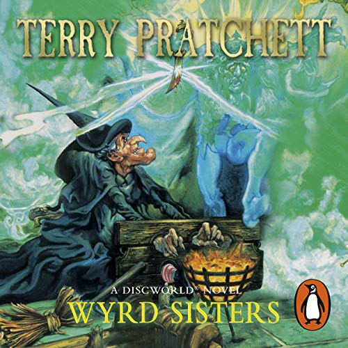 Book cover of  Wyrd Sisters