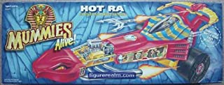 Mummies Alive-hot Ra Extends Into Dragster Mode