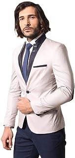 Men's Button Pocket Blazer