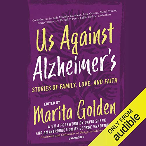 Us Against Alzheimer's audiobook cover art