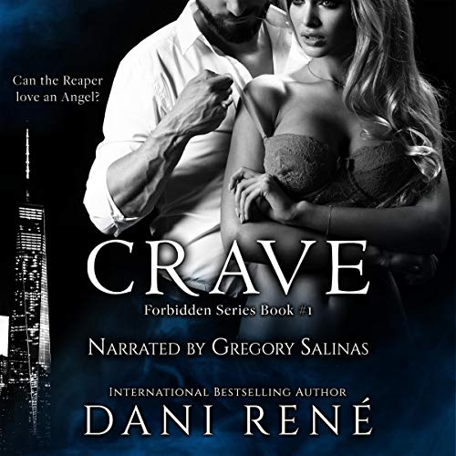 Crave: A Dark Captive Romance cover art