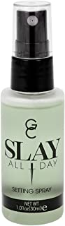 GC Make Up Setting Spray - Gerard Cosmetics MINI Slay All Day Green Tea - OIL CONTROL Spray A MUST HAVE For Your Makeup Routine - Travel Size 1oz