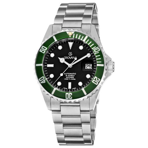 Grovana Herrenarmbanduhr Diver Automatic 1571.2134