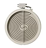 Edgewater Parts WB30T10136, AP4363599, PS2339867 8' Haliant Surface Element for Ranges and Cooktops, Compatible with GE, Replaces 1474221
