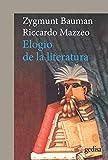 Elogio de la literatura (CLA-DE-MA / Sociología nº 302662)