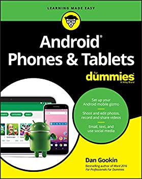Android Phones and Tablets For Dummies  For Dummies  Computer/Tech
