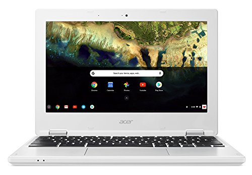 "Acer Chromebook 11, Celeron N3060, 11.6"" HD, 4GB DDR3L, 16GB Storage, CB3-132-C4VV"