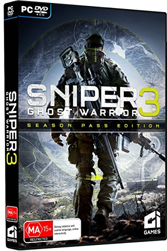 Sniper Ghost Warrior 3 PC S.E. UK inkl. The Escape of Lydia