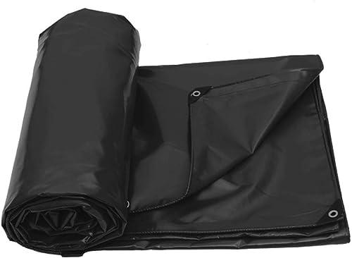 ATR Baches Bache imperméable en Plein air Tissu antipluie épais PVC Auvent Tissu Couverture de Camion à Vapeur Toile de bache de Pluie Toile Anti-UV -630g   m2 Bache de Prougeection Professionnelle (co