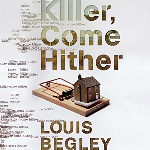 Killer, Come Hither audiobook cover art