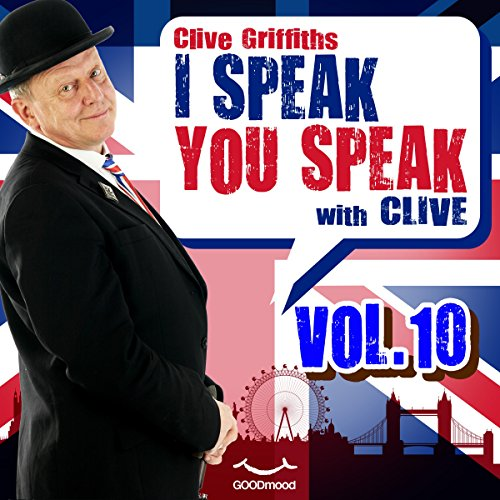 I speak you speak with Clive Vol.10 copertina