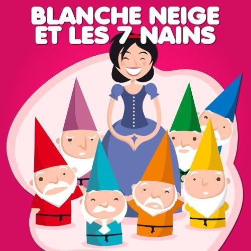 Blanche Neige Et Les Sept Nains — Contes De Fées Et Histoires Pour Les Enfants