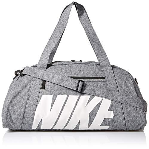 Nike Unisex Adults' Gym Club Duffel Bag, Black/Black/Vast Grey, 56 x 23 x 30.5 cm