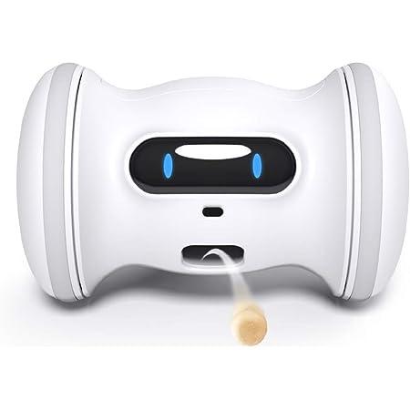 VARRAM[ペット専用ロボット] - おやつ吐出, スケジューリング自律走行, 活動量測定提供, 犬と猫のためのロボット[バレムペットフィットネス]