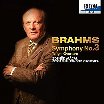 Brahms: Symphony No. 3 & Academic Festival Overture