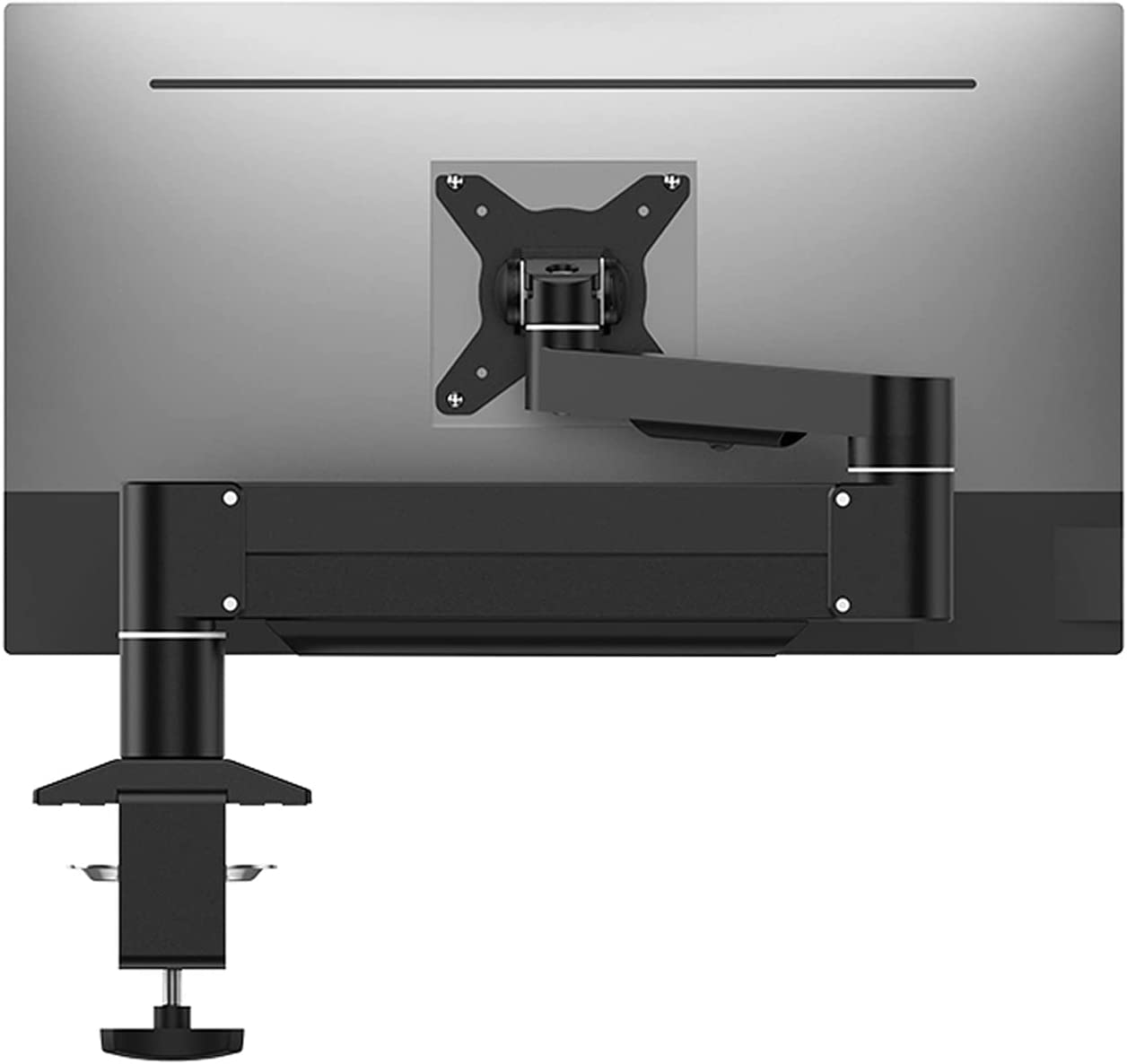 Monitor Mount Single Max Our shop most popular 48% OFF Desk Stand Arm Heavy