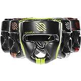 Sanabul Essential MMA Boxing Kickboxing Head Gear (Green, L/XL)