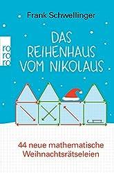 Das Reihenhaus vom Nikolaus mathematische Weihnachtsrätseleien