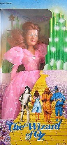 The Wizard of Oz Glinda Good Witch Doll (1988 Multi Toys) by The Wizard of Oz Glinda