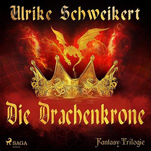 Die Drachenkrone audiobook cover art