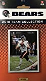 Chicago Bears 2018 Donruss Factory Sealed NFL Football Complete Mint 11 Card Team Set with Mitchell Trubisky, Brian Urlacher and Rookie cards of Anthony Mill... rookie card picture