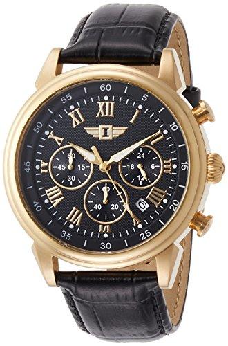Invicta Invicta I Chronograph Black Dial Men's Watch IBI-90242-003