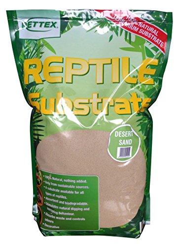 Pettex Reptile Substrate Desert Sand 10 Litre