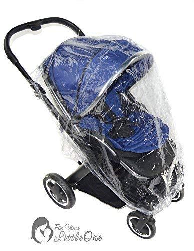 Regenbescherming compatibel met Babyzen YoYo kinderwagen