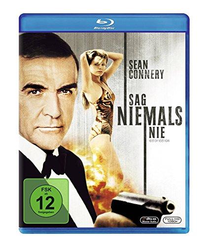 James Bond - Sag niemals nie [Blu-ray]