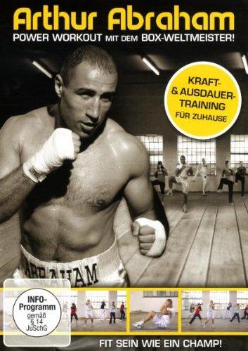 Arthur Abraham - Power Workout mit dem Box Weltmeister!