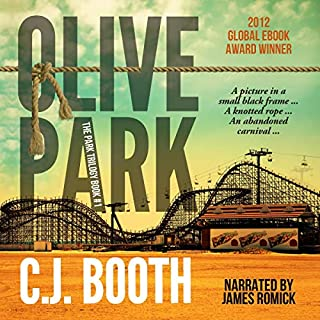 Olive Park  audiobook cover art