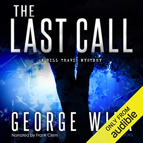 The Last Call audiobook cover art