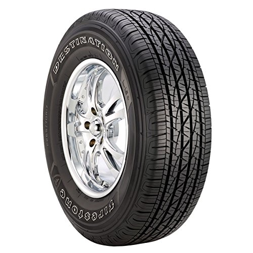 Firestone Destination LE2 Truck & SUV Highway Terrain Tire Radial Tire-235/50R19 99H