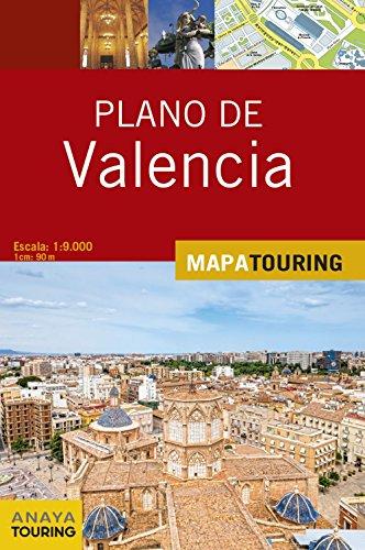 Plano de Valencia (Mapa Touring)