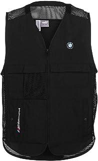PUMA BMW MMS Street Vest Chaleco, Hombre, Black