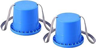 VORCOOL Paire de echasses pour Marcher Stilts pour Marcher Chaussures Wallet de balancier pour Extérieur Fun Sports Toy Gi...