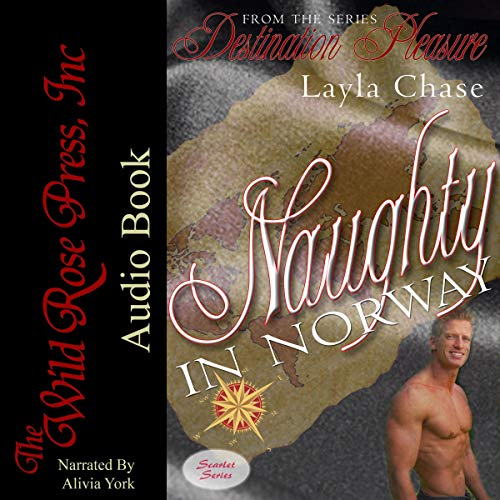 Naughty In Norway audiobook cover art