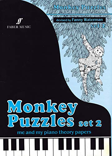 Monkey Puzzles set 2